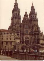 The Cathedral, Santiago (CJM)